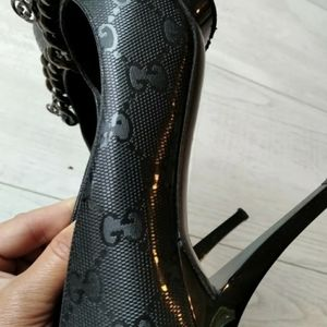 GUCCI 🐆🌺🐆🍃🥀 Stiletto Heels